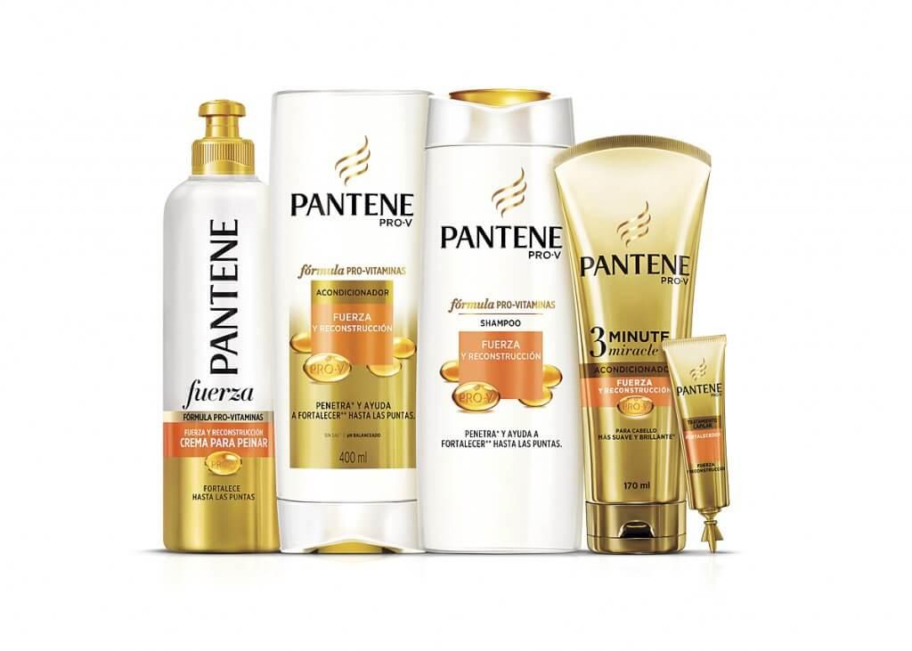 Onde comprar produtos para cabelo Pantene em Miami: Linha Força/Fuerza Pantene