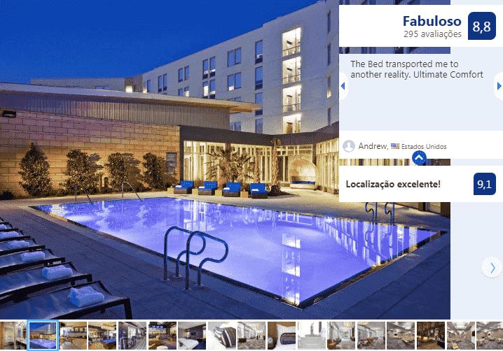 Hotel Aloft Jacksonville Tapestry Park: piscina