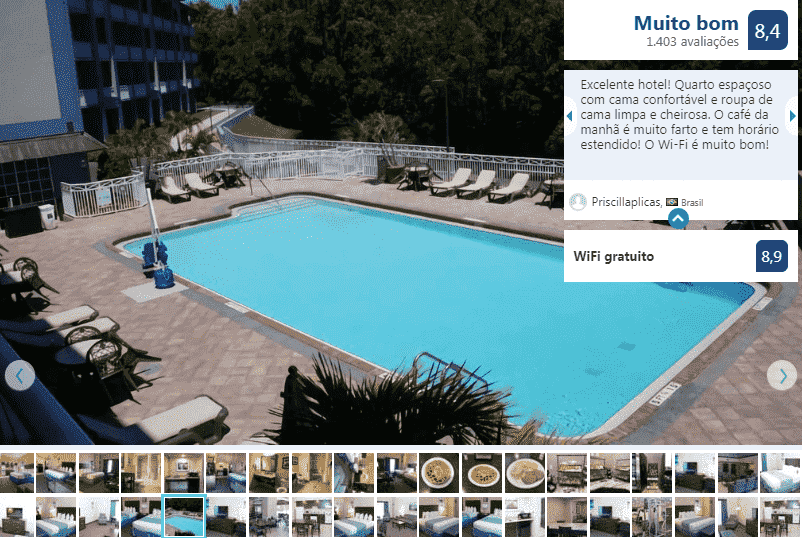 Best Western Naples Plaza Hotel: piscina