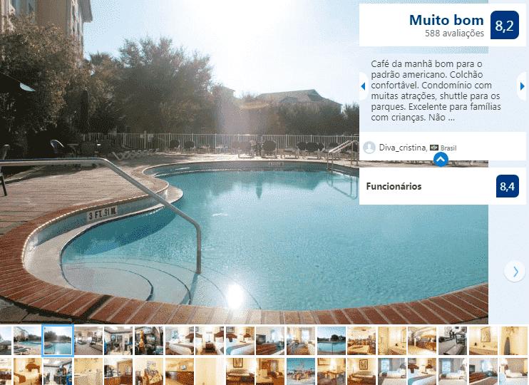 Crown Club Inn by Exploria Resorts: piscina