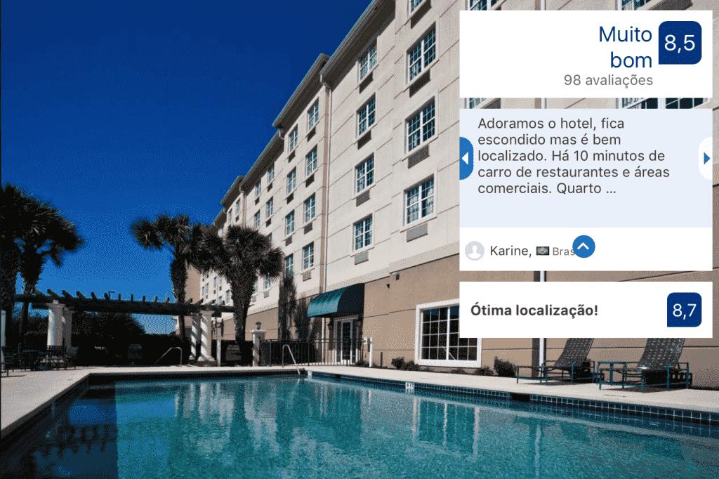 EVEN Hotels Sarasota-Lakewood Ranch: piscina