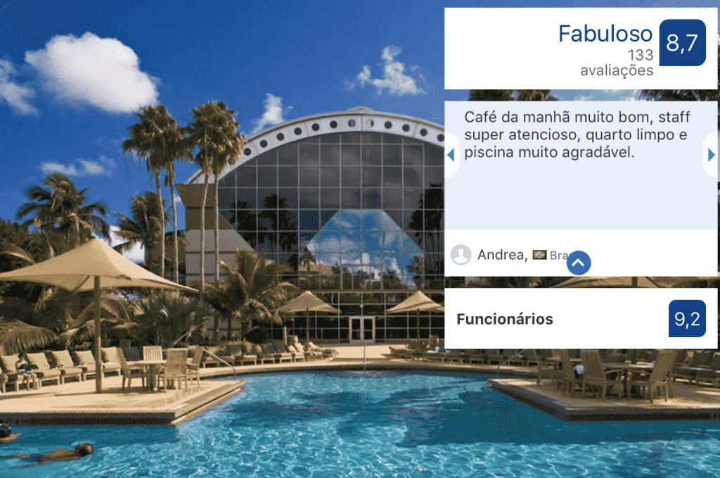 Hotel Hampton Inn Boca Raton: piscina