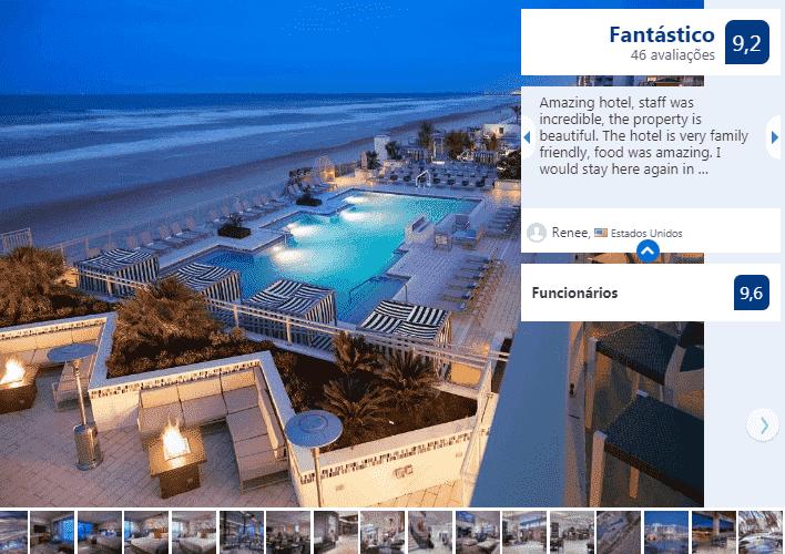 Hard Rock Hotel Daytona Beach: piscina
