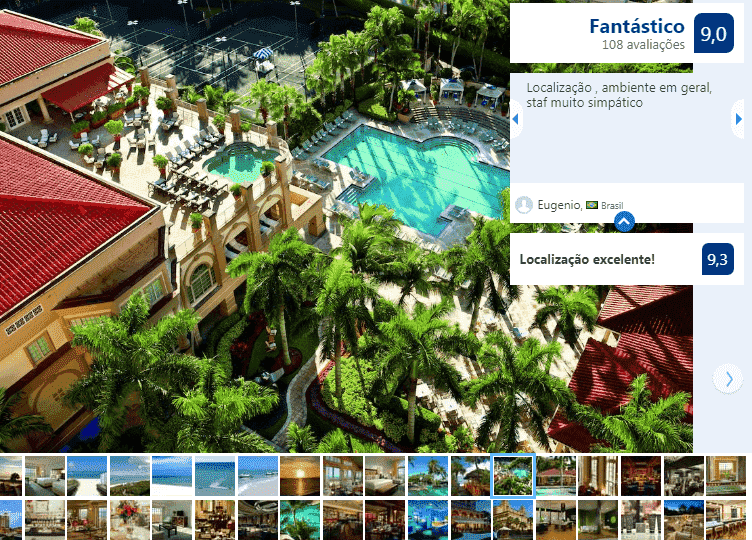 Hotel The Ritz-Carlton Naples: piscina