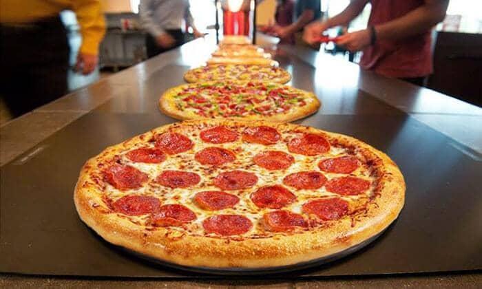 Pizzaria Cici's em Miami