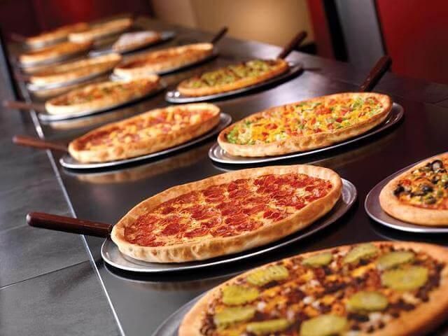 Pizzaria Cici's em Orlando