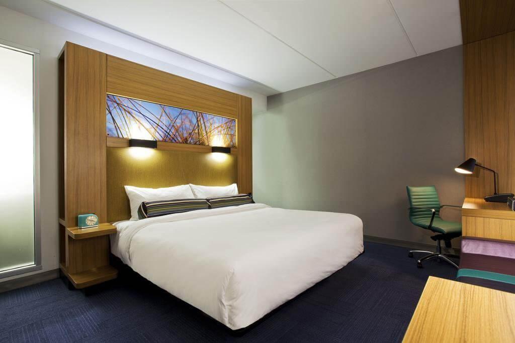 Hotel Aloft Jacksonville Tapestry Park: quarto