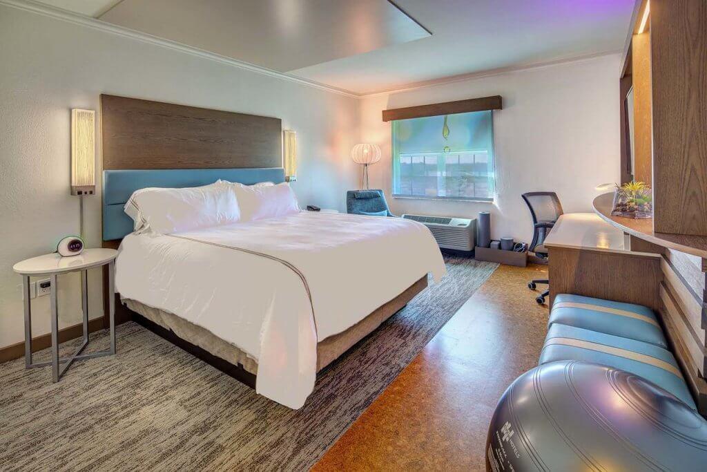 Dicas de hotéis em Sarasota: EVEN Hotels Sarasota-Lakewood Ranch: quarto