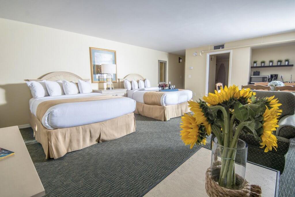 Hotéis bons e baratos em São Petersburgo na Flórida: Hollander Hotel - Downtown St. Petersburg : quarto