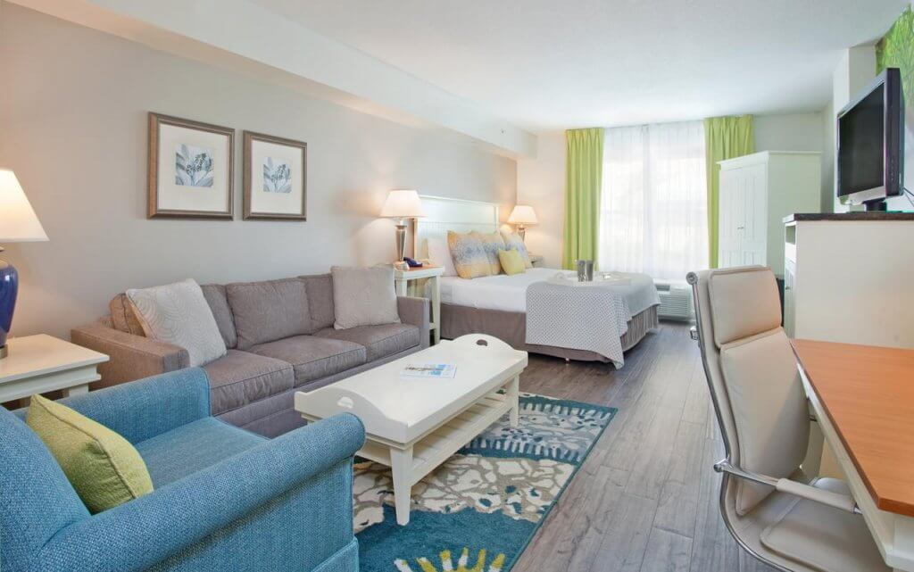 The Hotel Indigo - Sarasota: quarto