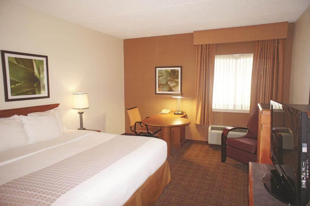 Dicas de hotéis em Jacksonville: Hotel La Quinta Inn Jacksonville: quarto