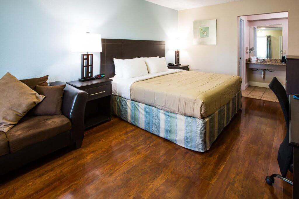 Hotel Southern Oaks Inn - Saint Augustine: quarto