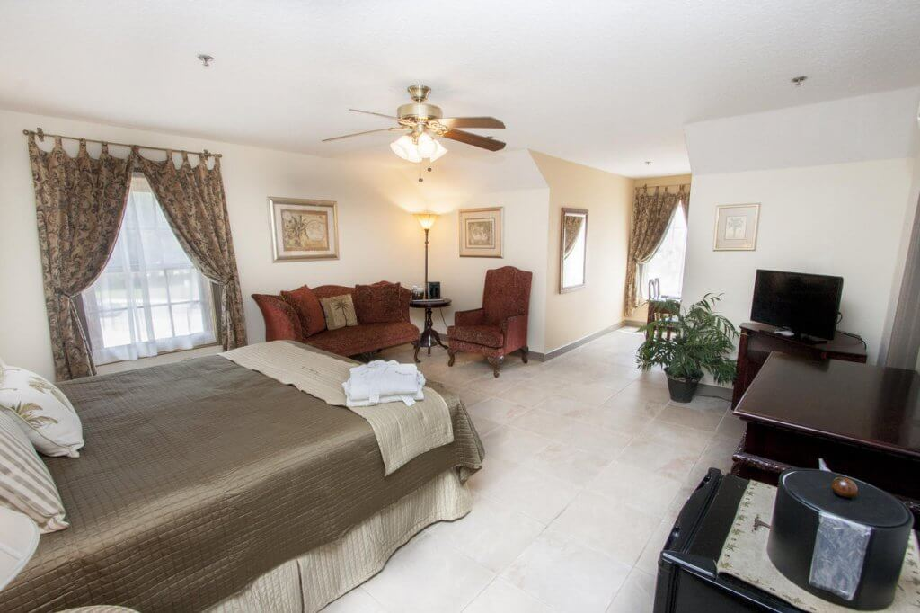 Hotel St George Inn - Saint Augustine: quarto