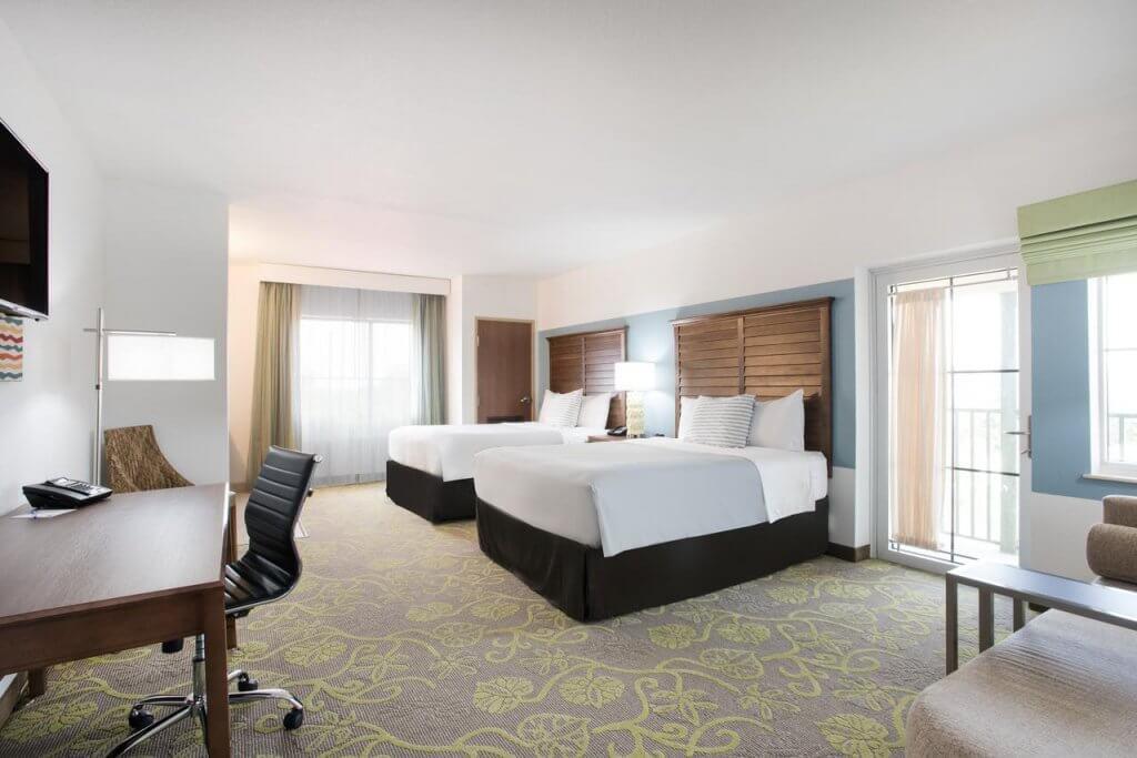 Hotel TRYP by Wyndham Sebastian St Augustine: quarto