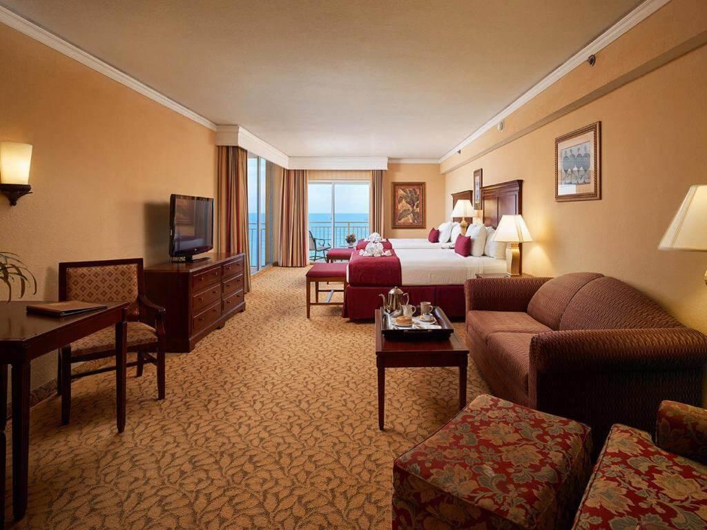 Plaza Resort & Spa - Daytona Beach: quarto