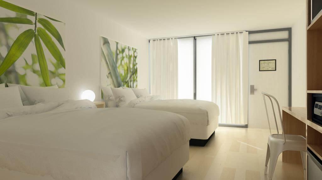 GreenPoint Hotel Kissimmee: quarto