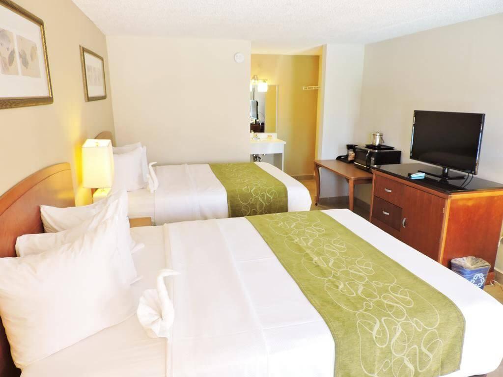 Seasons Florida Resort em Kissimmee: quarto
