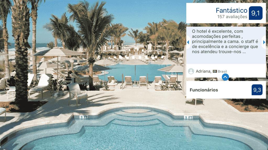Hotel The Ritz-Carlton - Sarasota: piscina