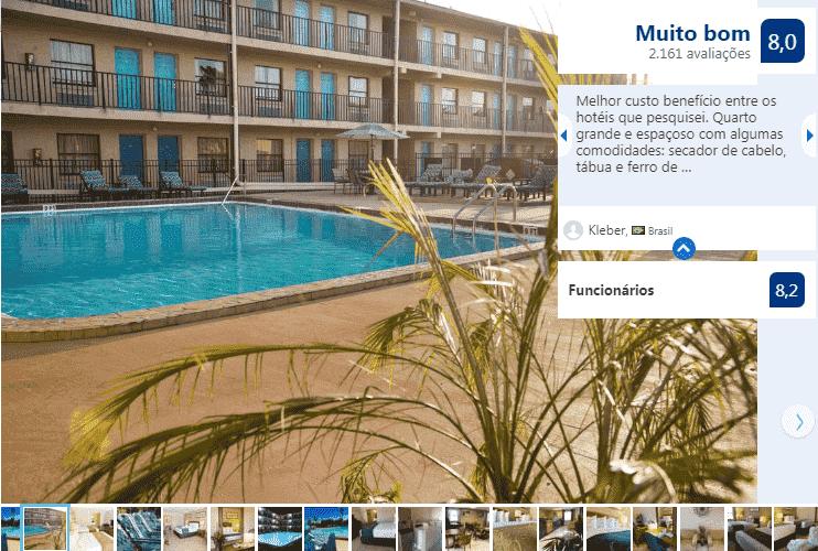 Seasons Florida Resort em Kissimmee: piscina
