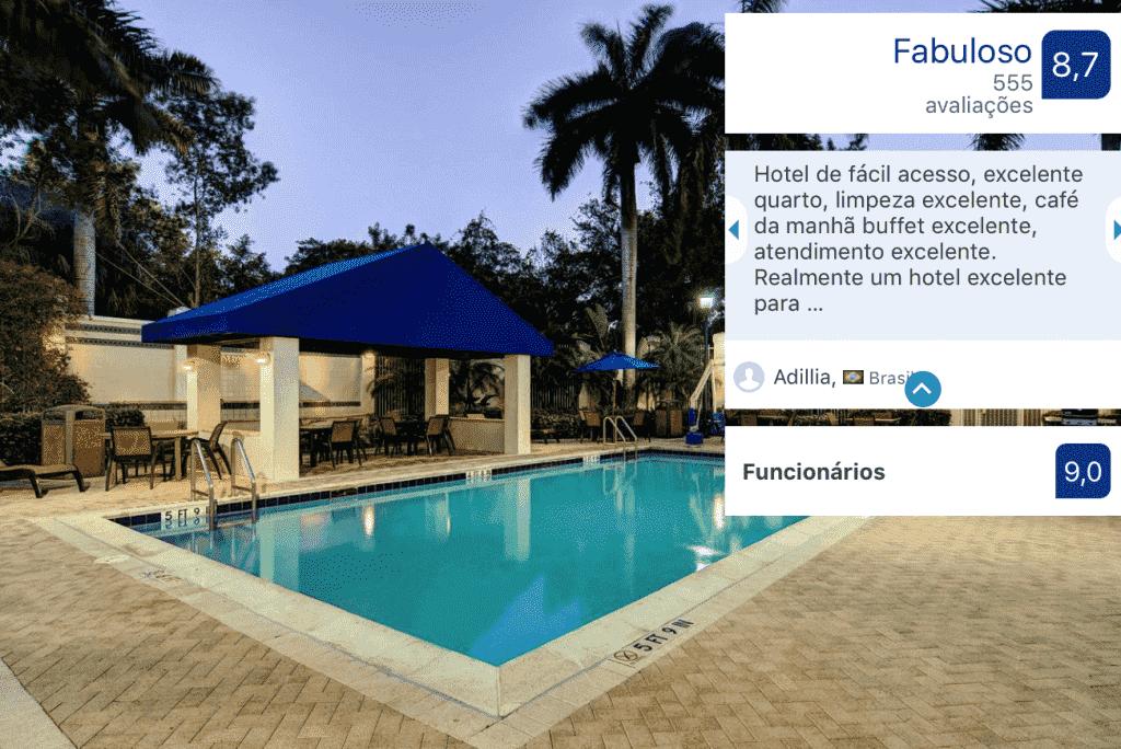 HotelSpringHill Suites Boca Raton: piscina