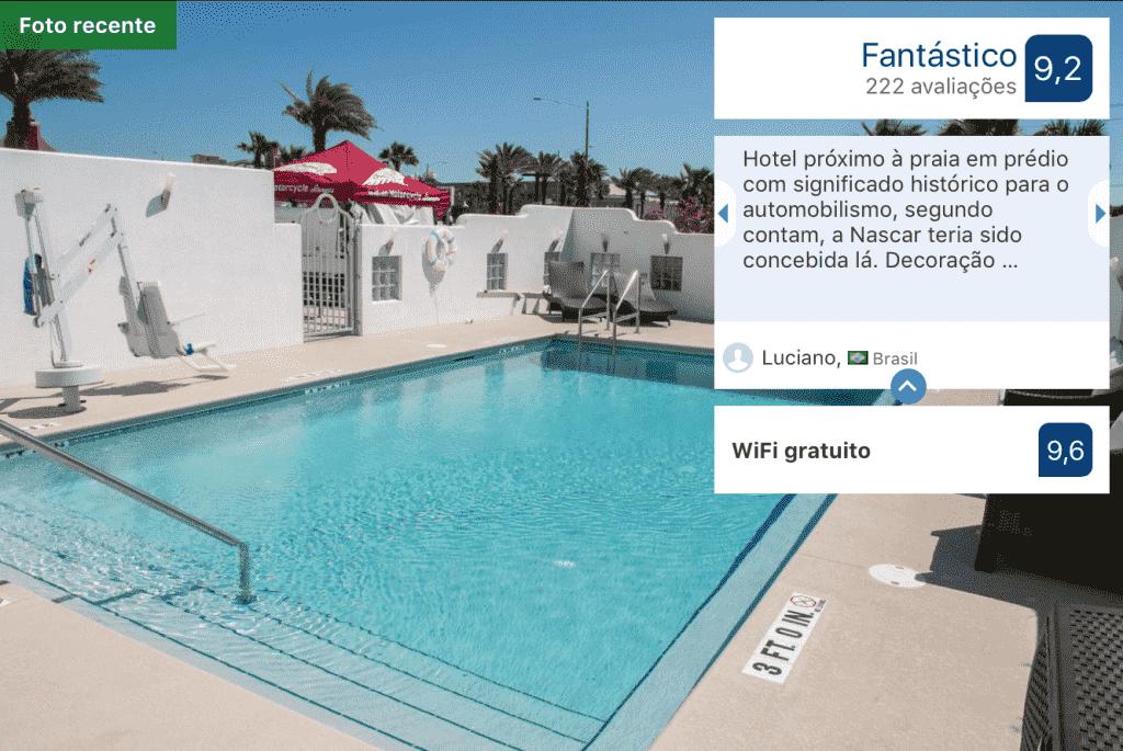 The Streamline Hotel - Daytona Beac: piscina