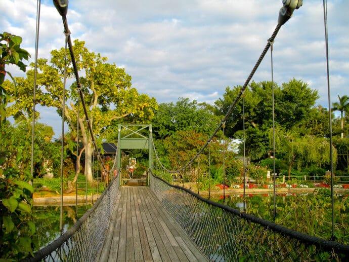 Butterfly World em Boca Raton