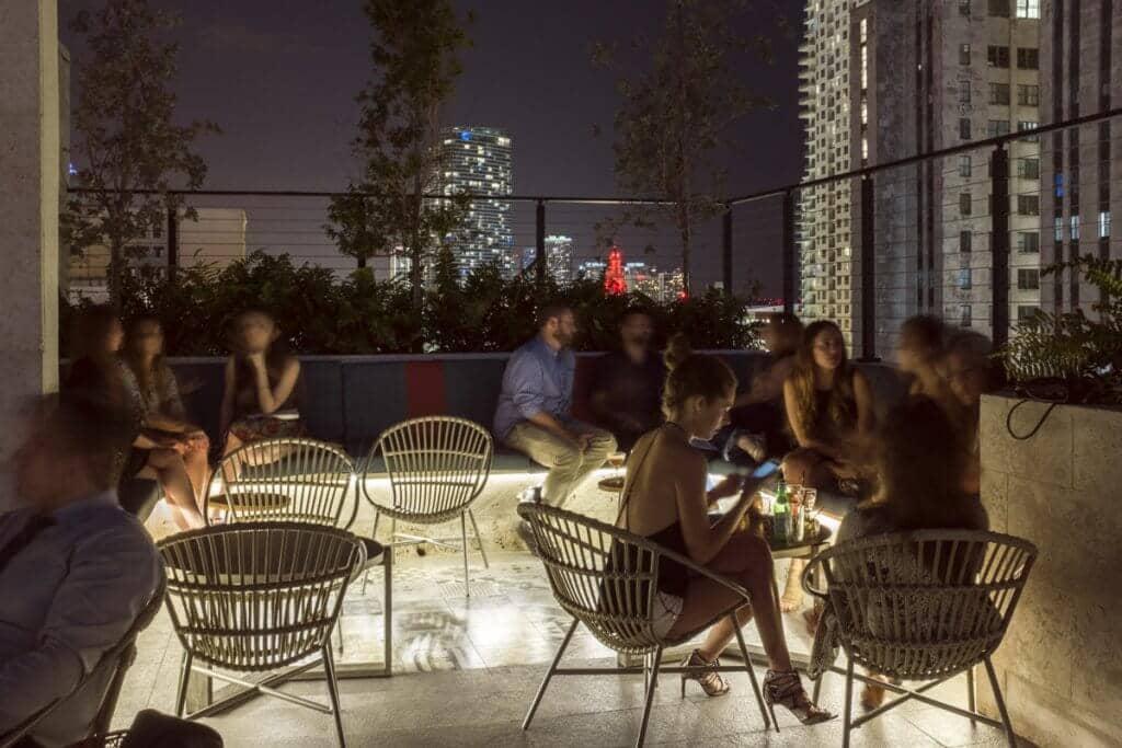 Melhores bares com rooftops em Miami: Pawn Broker em Miami
