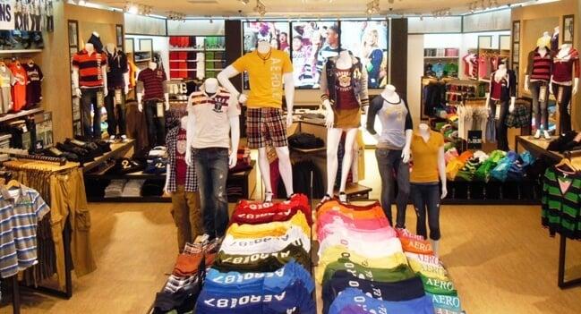 Onde comprar roupas Aéropostale em Orlando: roupas