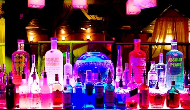 Bebida alcóolica em Miami
