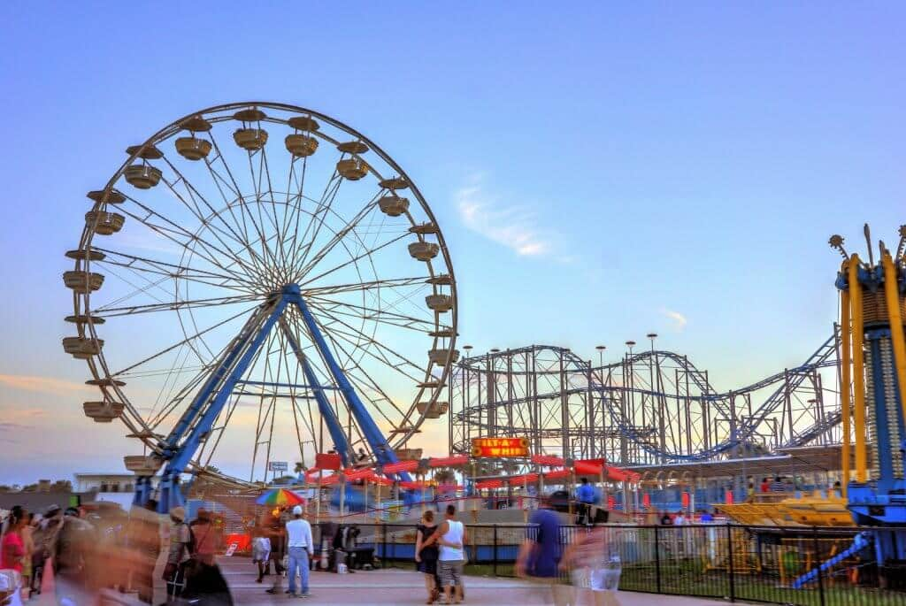 Mini parques em Daytona Beach