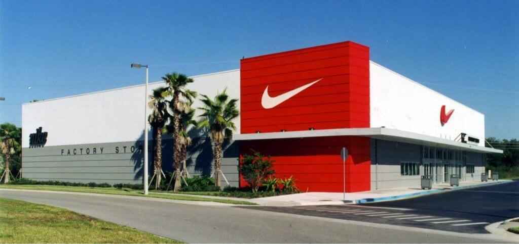 Lojas de esportes em Orlando Nike