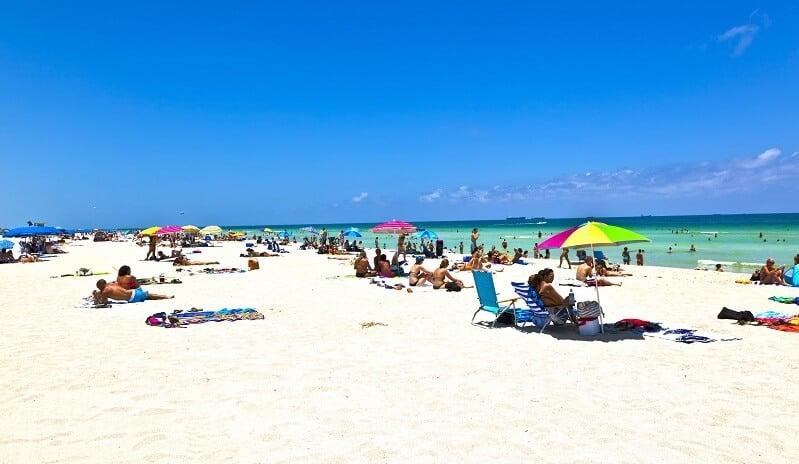Praias de Boca Raton
