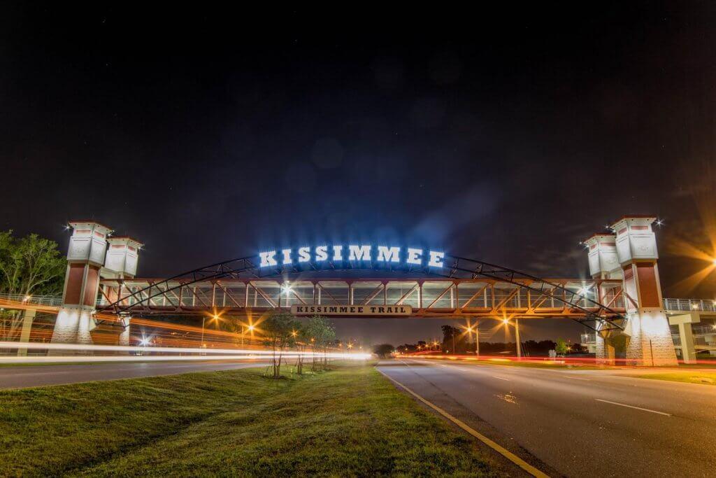 Noite em Kissimmee