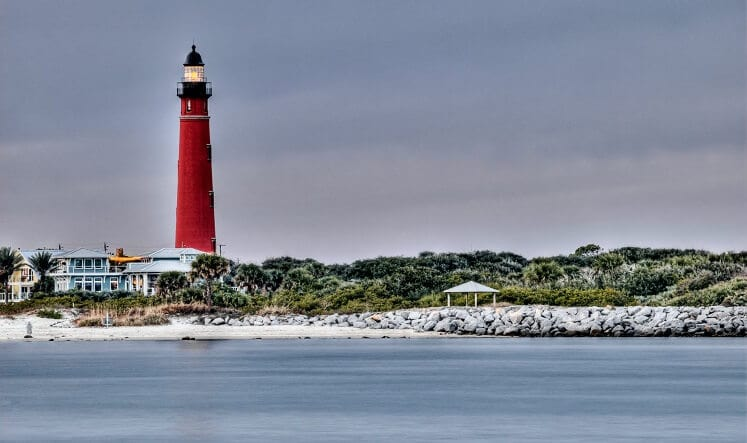 Farol Leon Inlet Lighthouse and Museum