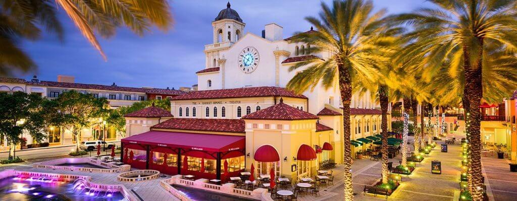 CityPlace em West Palm Beach