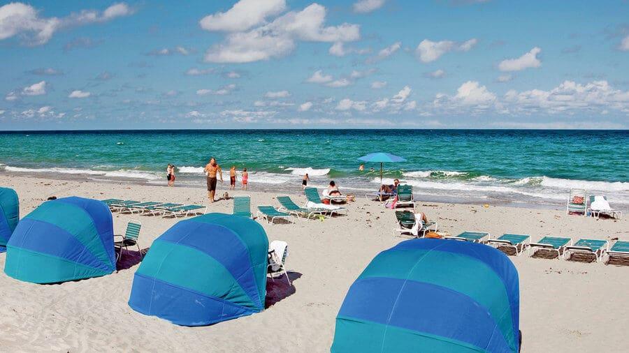 Praia de Delray Beach