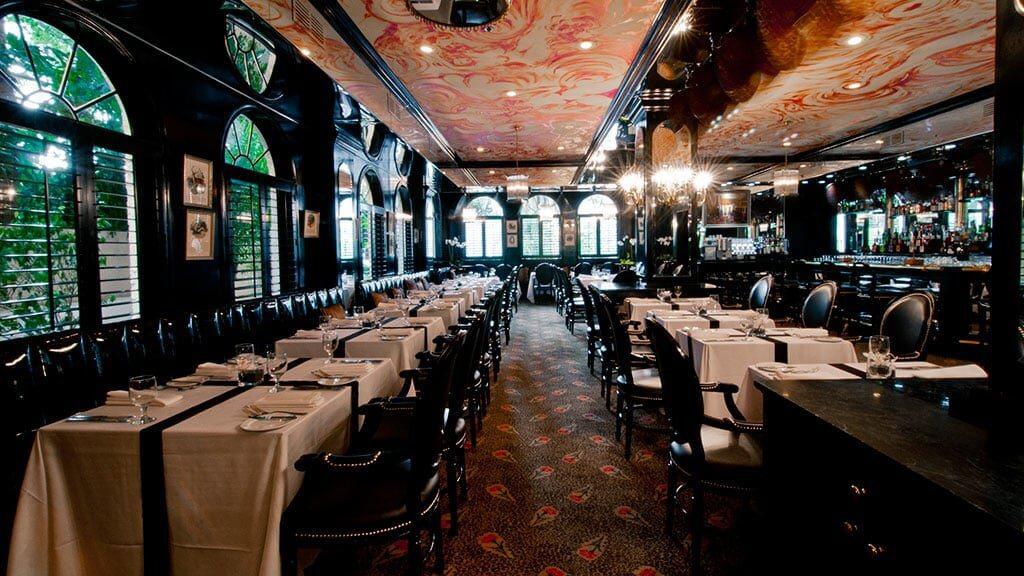 Leopard Lounge em Palm Beach