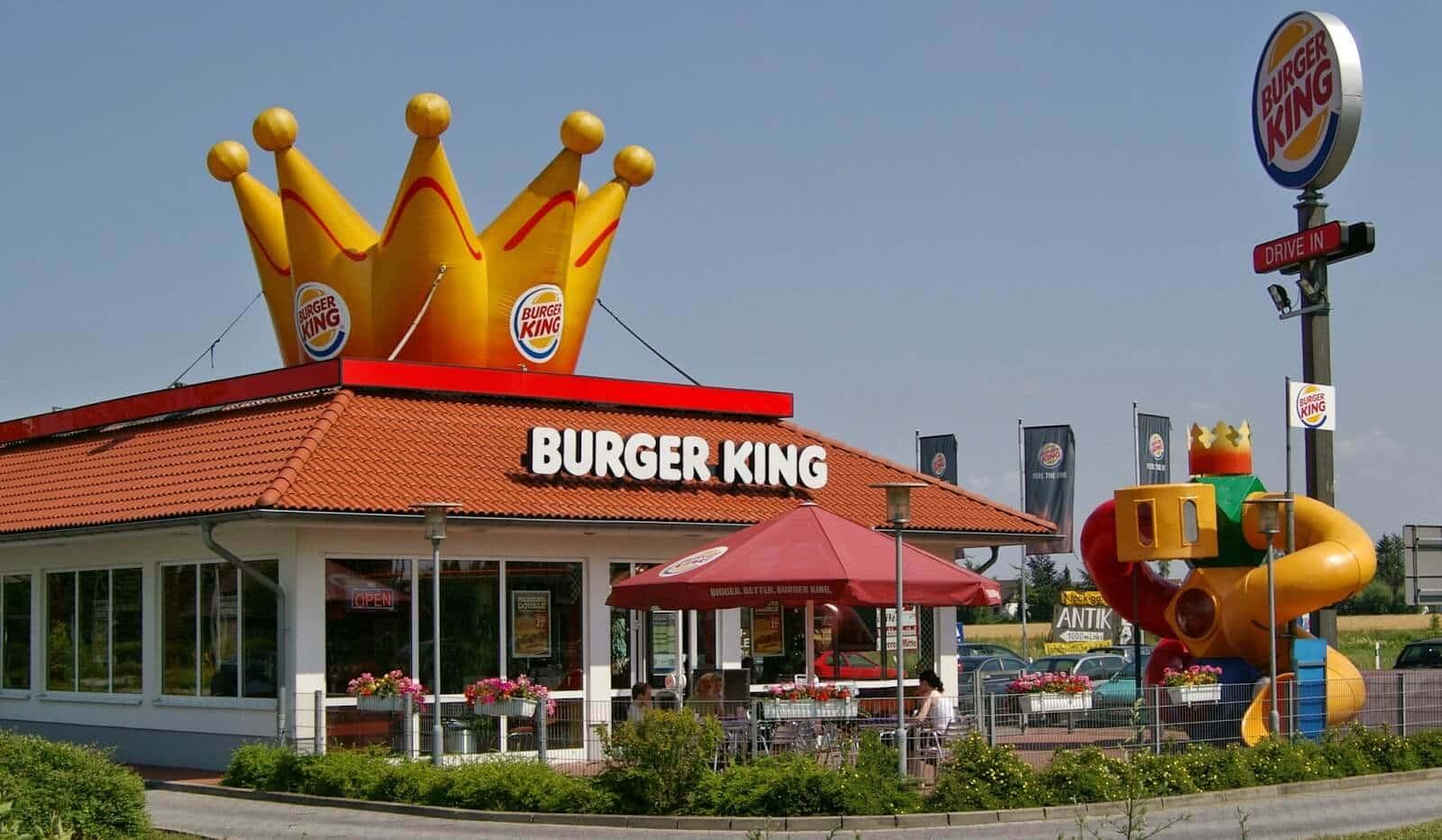 Burger King em Orlando