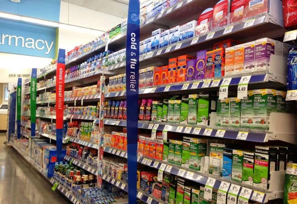 Remédios - Farmácia Miami e Orlando