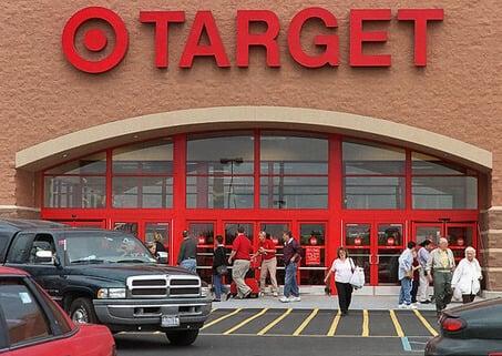 Loja Target em Miami e Orlando