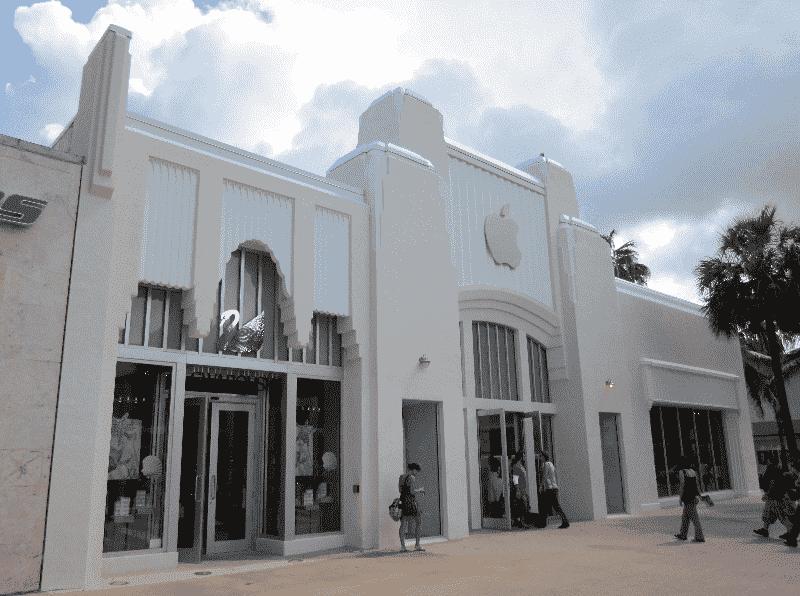 Lojas Apple em Orlando