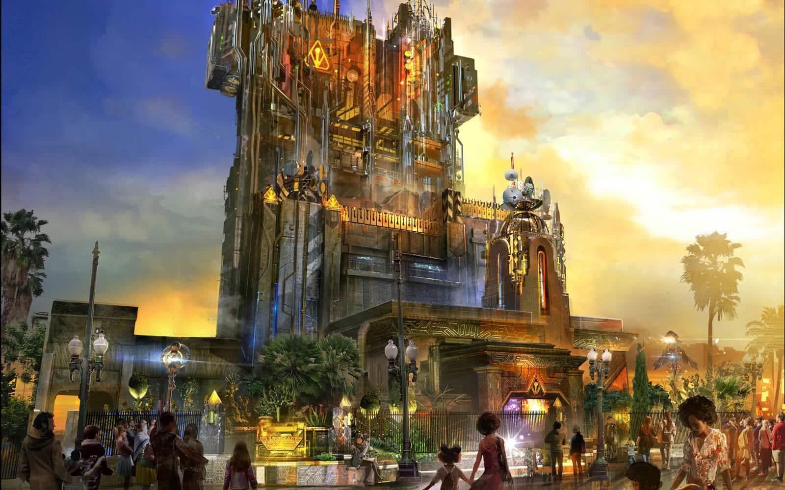 Show dos Guardiões da Galáxia na Disney em Orlando