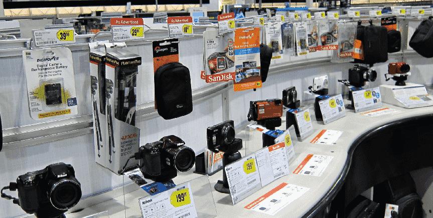 Onde comprar câmera fotográfica em Miami: Best Buy em Miami e Orlando
