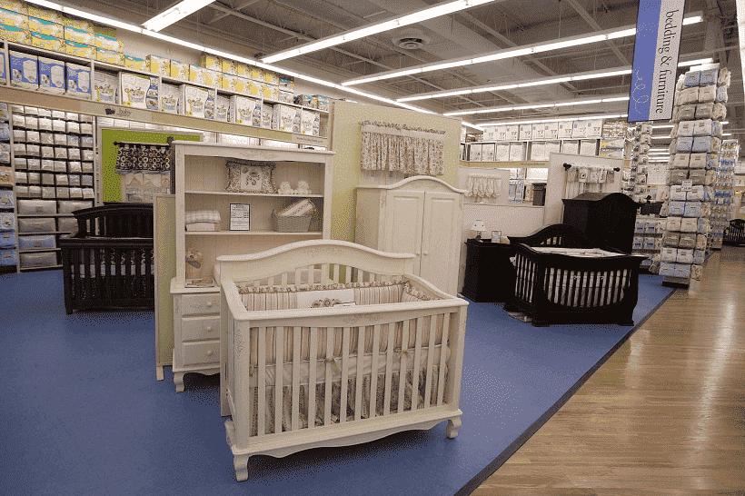 Como é a loja Buy Buy Baby em Miami e Orlando