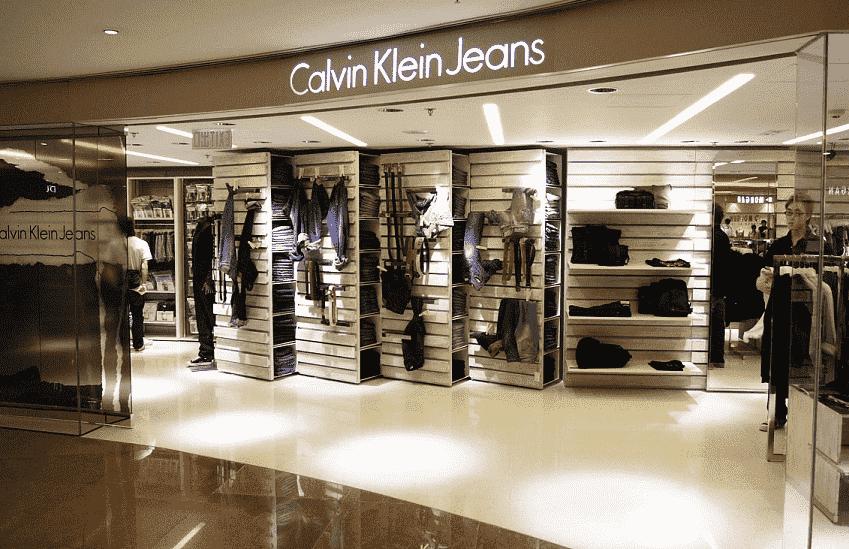 Lojas Calvin Klein em Orlando e Miami