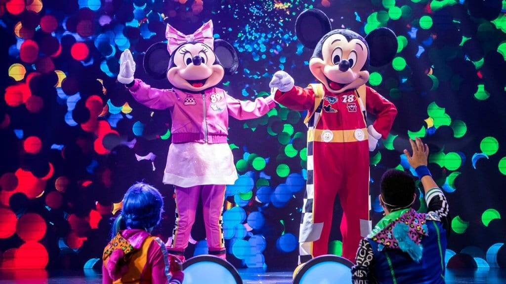 Show do Disney Junior no Hollywood Studios Orlando: Disney Junior Dance Party