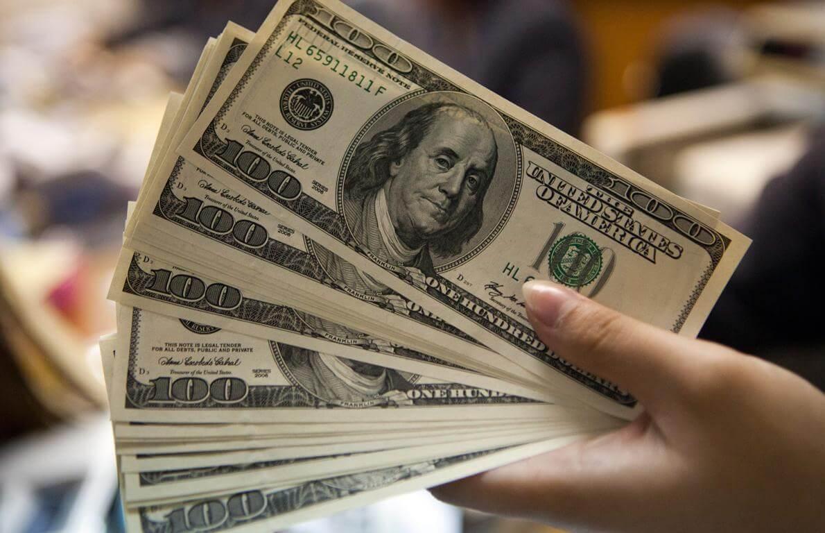 Dólares nos EUA