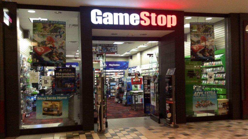 Lojas de brinquedos em Orlando: Loja de videgame GameStop
