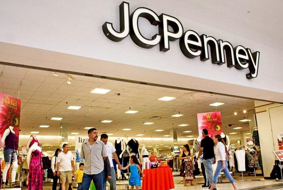 Loja JCPenney em Miami e Orlando