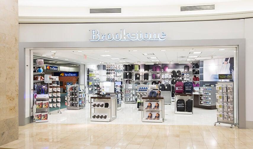 Loja de brinquedos e eletrônicos Brookstone em Miami